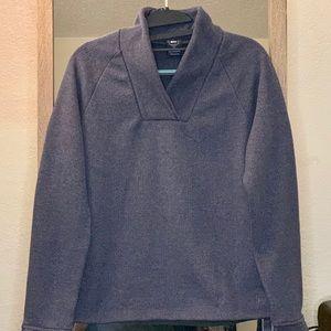 REI pullover sweater